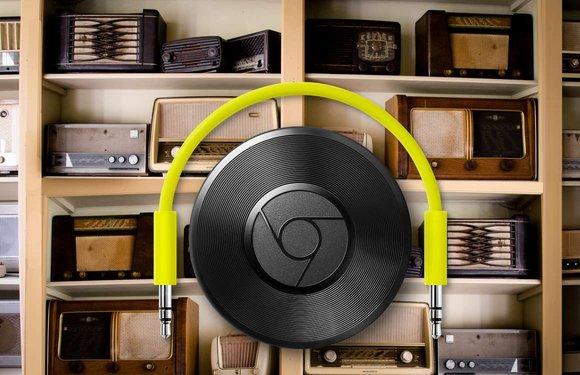 Op is op: Google stopt met de Chromecast Audio