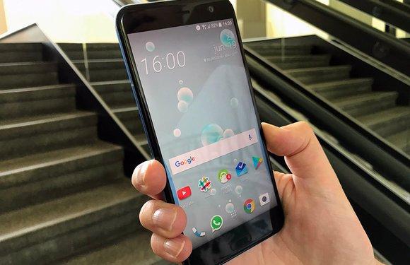 'HTC werkt aan goedkopere versie U11 met Edge Sense'
