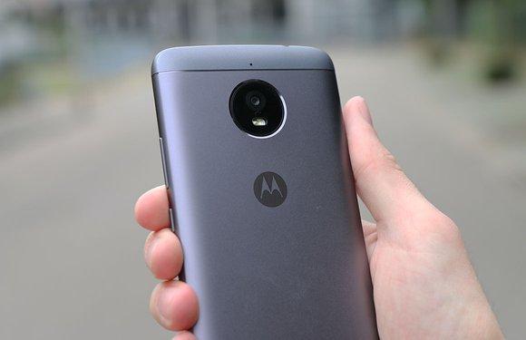 'Dit is de Moto X4: foto toont dubbele camera'
