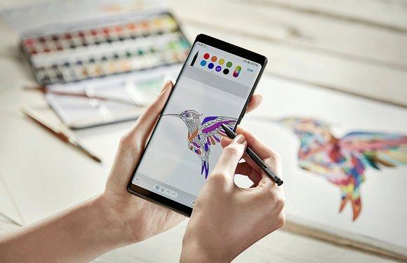 Topman: 'Volgende Samsung Galaxy Note heeft opvouwbaar scherm'