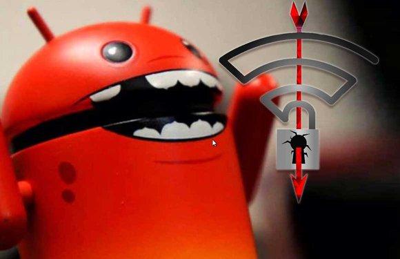 Wifi-lek maakt grootste probleem van Android weer pijnlijk duidelijk