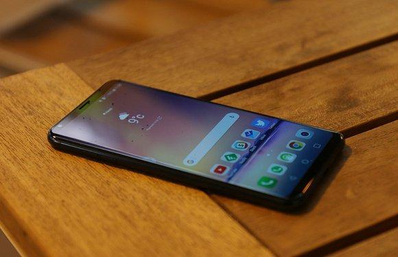 LG-smartphones krijgen dit kwartaal een Android Pie-update