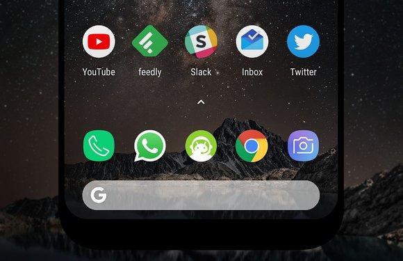 Een applaus voor… het gemak van Rootless Pixel Launcher