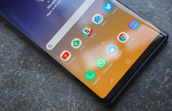 'Samsung Galaxy Note 10 Pro krijgt forse 4500 mAh-accu'