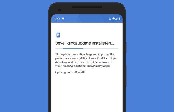 Deze Android-smartphones kregen een (beveiligings)update – week 18