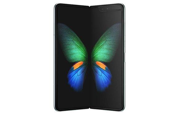 Eindelijk: opvouwbare Samsung Galaxy Fold verschijnt deze zomer