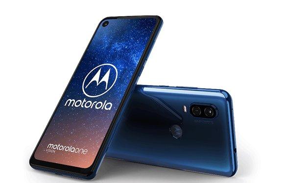 'Motorola One Vision krijgt 21:9-display en kost 299 euro'