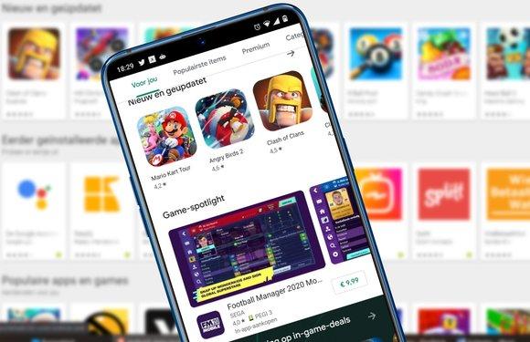 Tip: Automatisch afspelende video's in Google Play uitschakelen