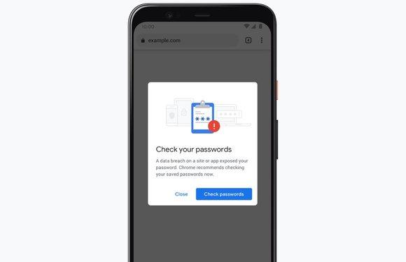 Update: Chrome waarschuwt als je wachtwoord gestolen is en gaat phishing aanpakken