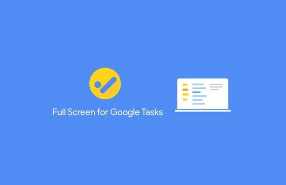 Google Tasks op je Chromebook of laptop gebruiken: met deze extensie kan het
