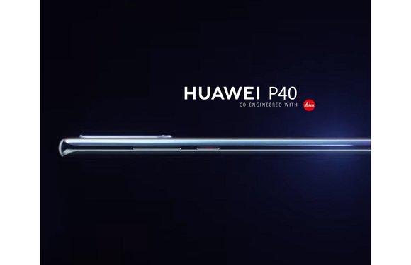 'Gelekte render toont Huawei P40 met vijf camera's'