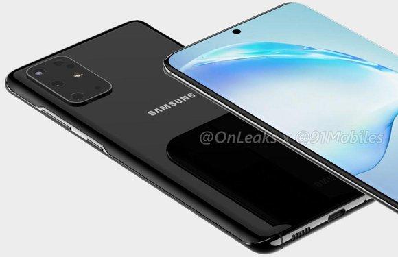 'Deze 4 vernieuwingen komen naar de Samsung Galaxy S20 Plus-camera'