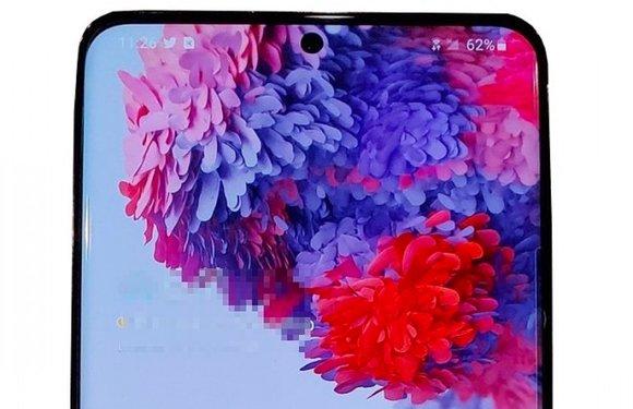 'Gelekte foto's tonen Samsung Galaxy S20 Plus met vernieuwd design'
