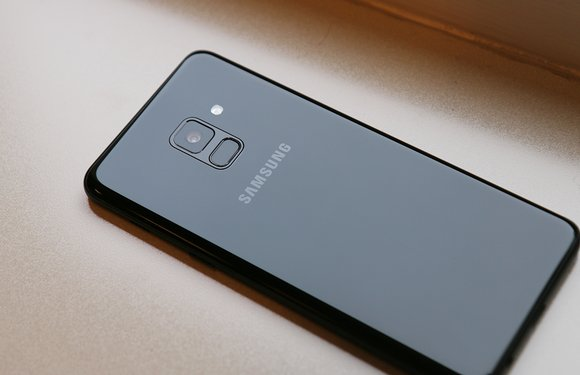 'Dit is de Samsung Galaxy A7 (2018), met driedubbele camera'