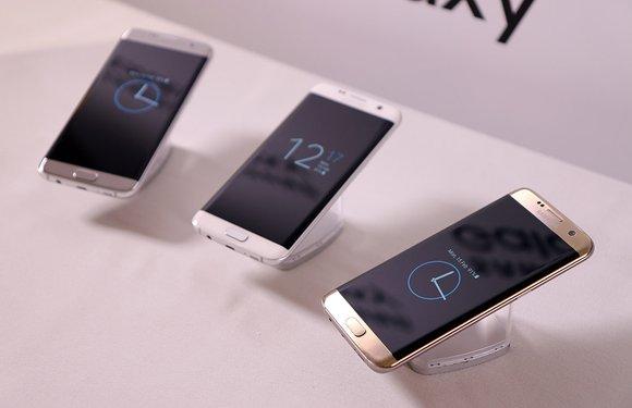 'Samsung Galaxy S8 duikt op in gelekte officiële render'