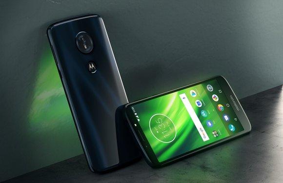 Moto G6 Play en Moto E5 Plus met grote accu's nu verkrijgbaar