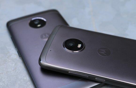 'Gelekte render toont nieuwe variant Motorola Moto G5 Plus'