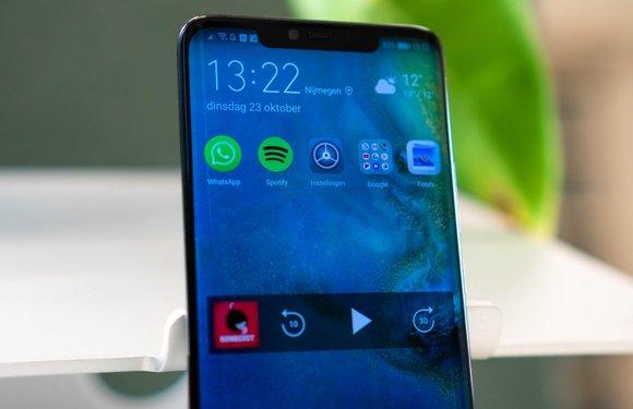 Huawei Mate 20 Pro review: Mateloos goed