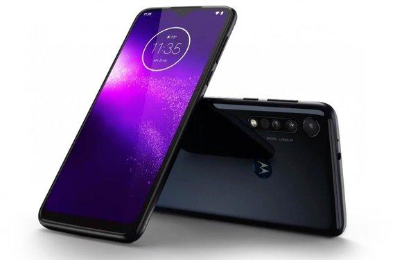 Motorola One Macro officieel: perfect voor foto's van dichtbij