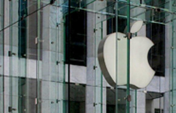 Apple maakt zich op voor Valentijn