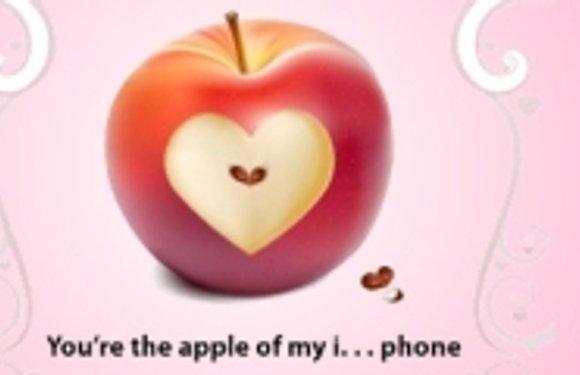 Valentijn komt eraan! Inspiratie apps kunnen je helpen.