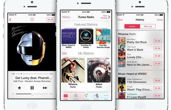 iTunes Radio is vanaf nu beschikbaar in Australië