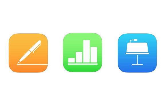 iWork update: verbeteringen voor Pages, Numbers en Keynote