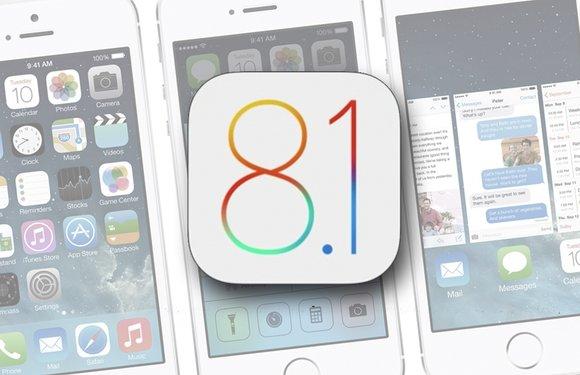 Eerste versie iOS 8.1.1 beschikbaar voor ontwikkelaars