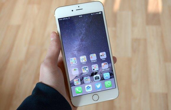 4 tips om de iPhone 6 Plus met één hand te besturen
