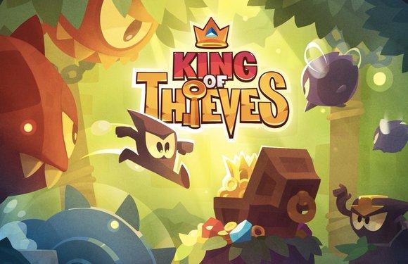 Word een meesterdief in het platformspel King of Thieves