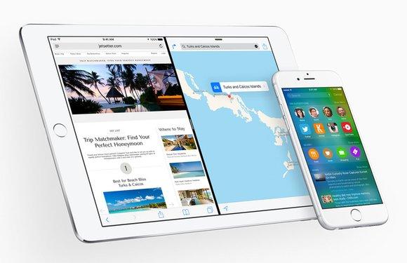 Dit zijn de toestellen die de iOS 9 update ontvangen