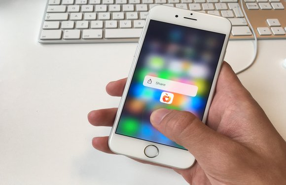 3D Touch in iOS 10: 7 toffe nieuwe functies uitgelicht