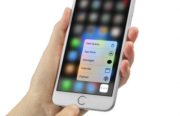 Quicky: Ruim je homescreen op met deze slimme 3D Touch-app