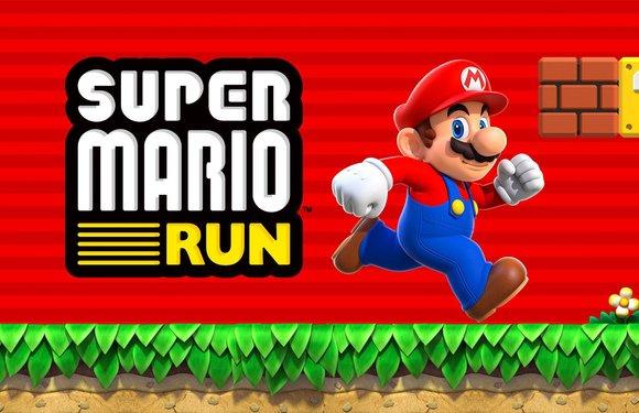 Super Mario Run verschijnt op 15 december op iOS