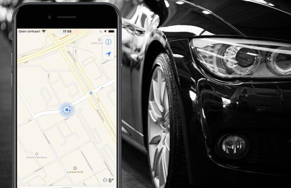 Nieuwe flitscamera van politie herkent smartphones