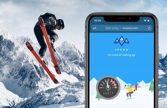 Met deze 5 wintersport-apps kom je goed voorbereid de piste op