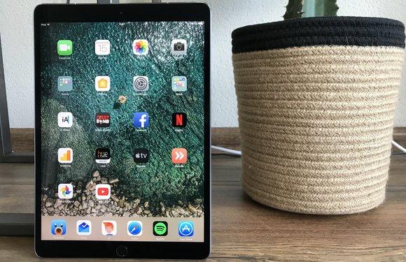 iPad Pro 10.5 preview: tablet van de toekomst met de software van nu