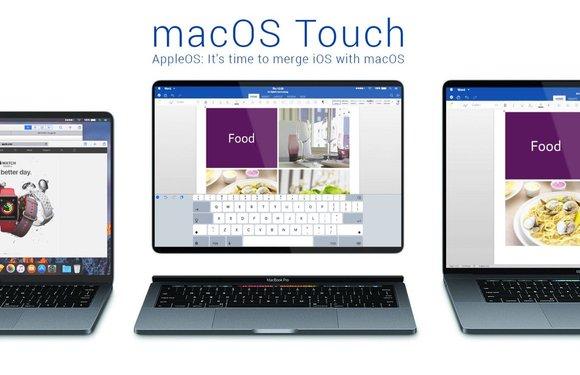 AppleOS: Zo kan Apple de iPad en MacBook fuseren tot één product