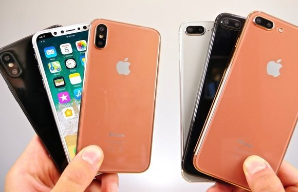 iOS 11 bevestigt iPhone 8, 8 Plus en iPhone X RAM en kracht van A11-chip
