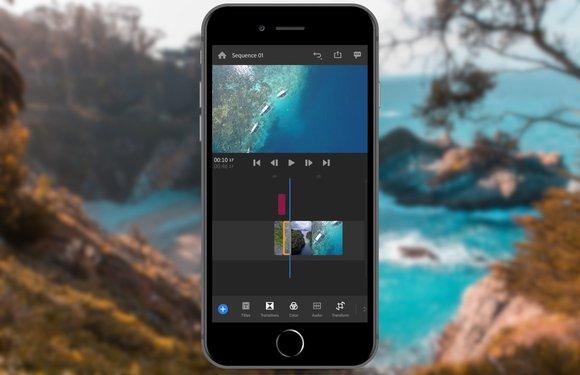 Waarom Adobe Premiere Rush met gemak iMovie verslaat