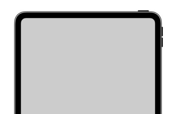 Gelekt: Dit is het nieuwe design van de iPad Pro 2018