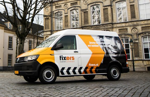 Swoop overgenomen door reparatiebedrijf Fixers: dit verandert er