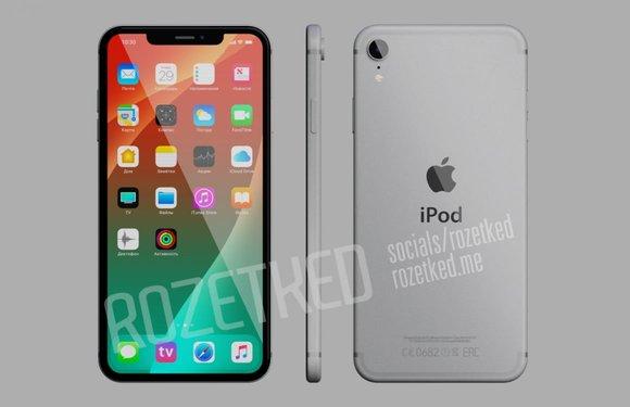 Concept: zo zou de iPod touch 2019 een nieuw iPod-design inluiden
