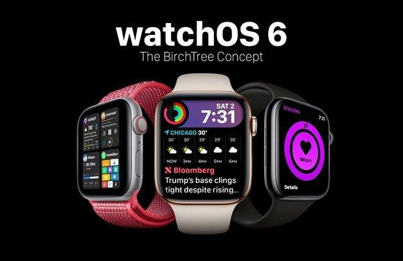Dit watchOS 6-concept toont 3 grote Apple Watch-verbeteringen