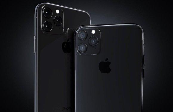 'Apple brengt alledrie de 2019 iPhones in september uit'