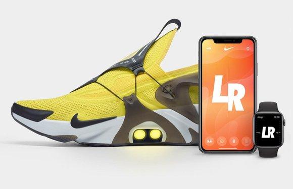 Deze nieuwe Nike-schoenen strik je via Siri en je Apple Watch
