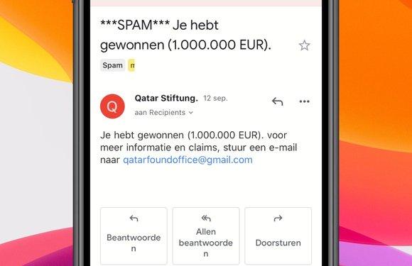 Phishing op je Apple-apparaat herkennen en voorkomen