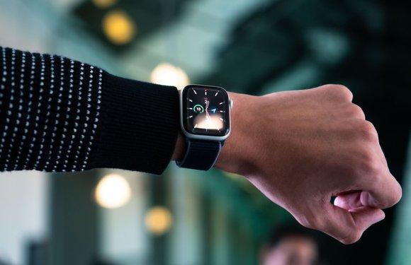 'Apple gaat hightech-kleding maken met gezondheidssensoren'