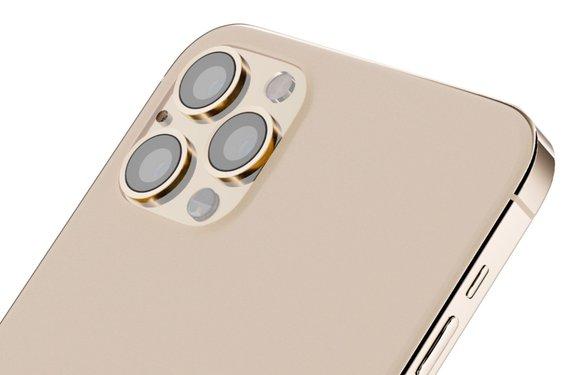 'iPhone 12-camera krijgt verbeterde stabilisatie dankzij nieuwe sensor'