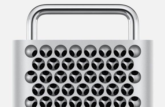 Mac Pro: dit zijn de eerste indrukken op een rijtje